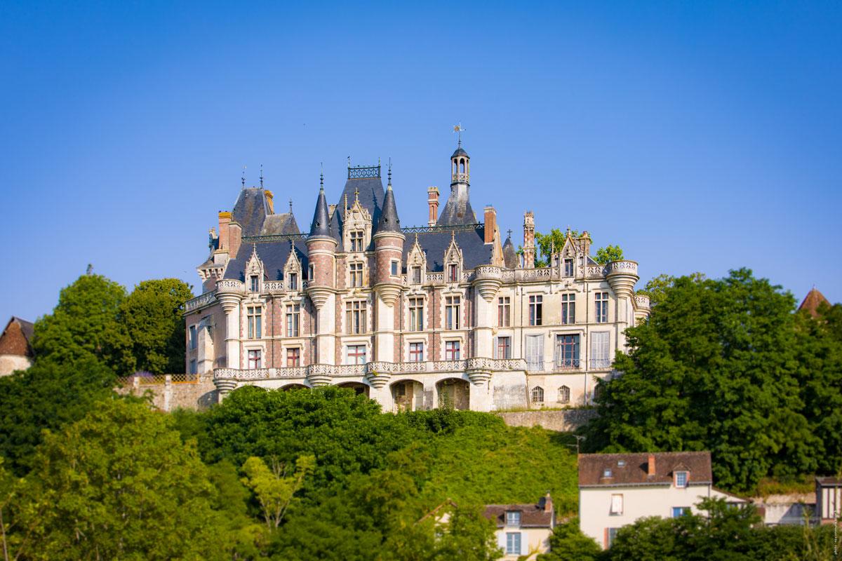 Château incontournable proche Paris