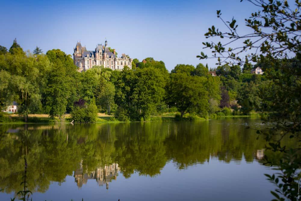 Visite Château de la Loire proche Paris
