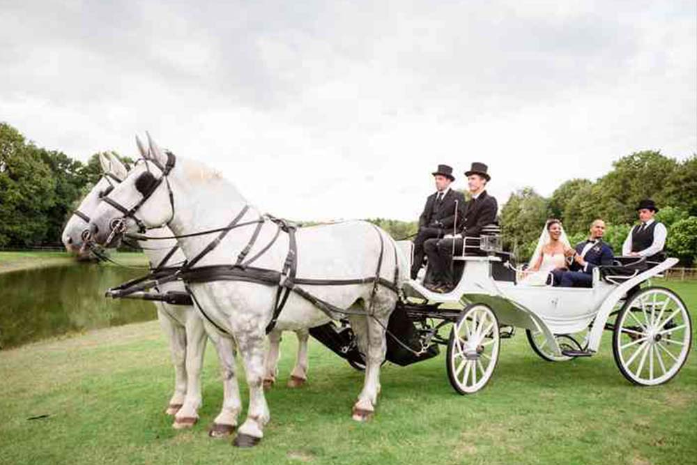 calèches Prestataires réception et mariage