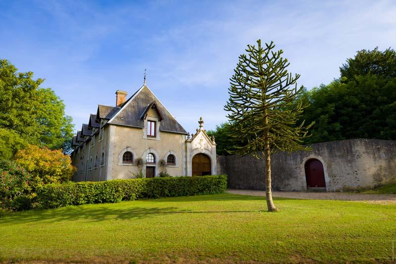 Salle mariage le Manège - Visite Château de la Loire