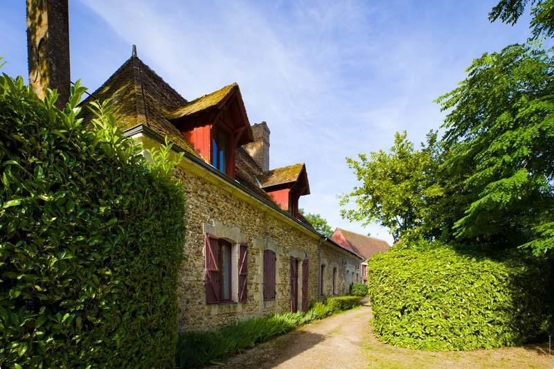 Salle mariage orangerie du château de Montigny le Gannelon