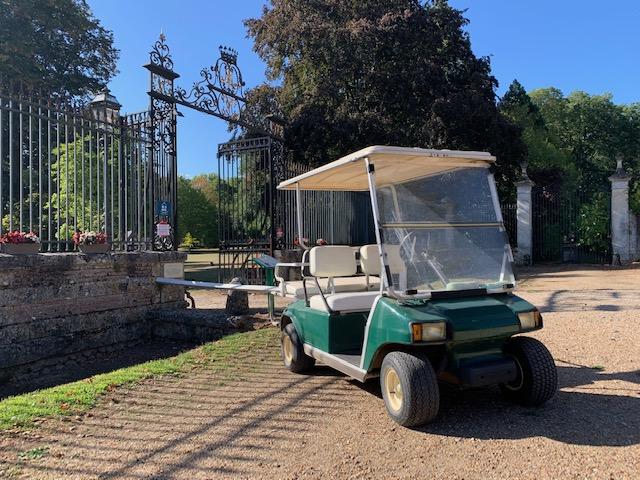 visite château handicapé