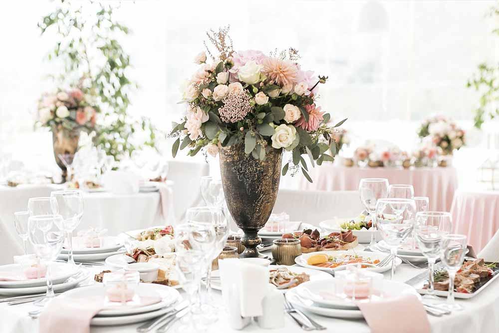 décoration table mariage chateau Prestataires réception et mariage